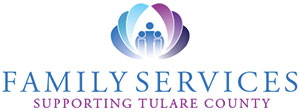 family services tulare logo