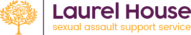 laurel house sexual assault support logo